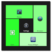 Green theme for SquareHome