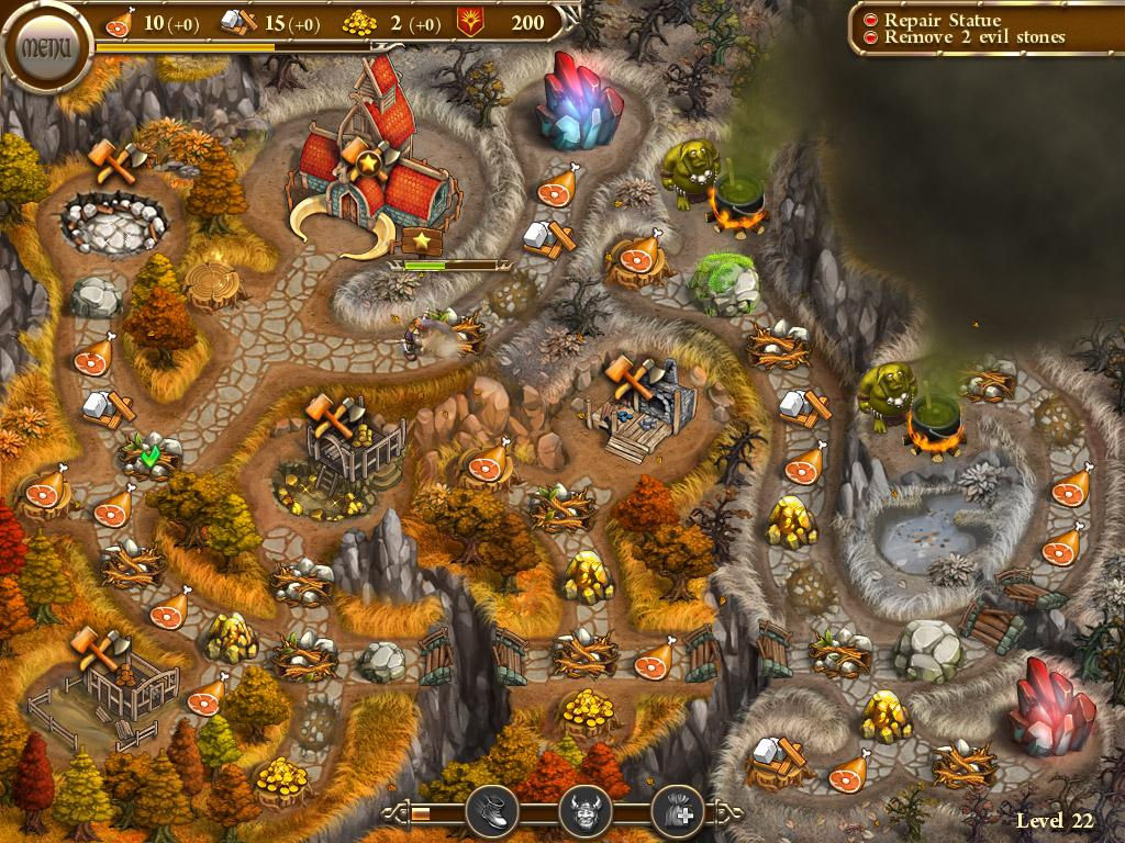 Northern Tale Free - screenshot