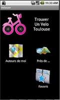 Screenshot of Mon Velo Toulouse