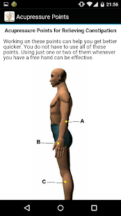 Acupressure Points- screenshot thumbnail