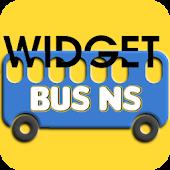 BusNS Widget Gradski prevoz NS