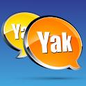 Yak Messenger logo