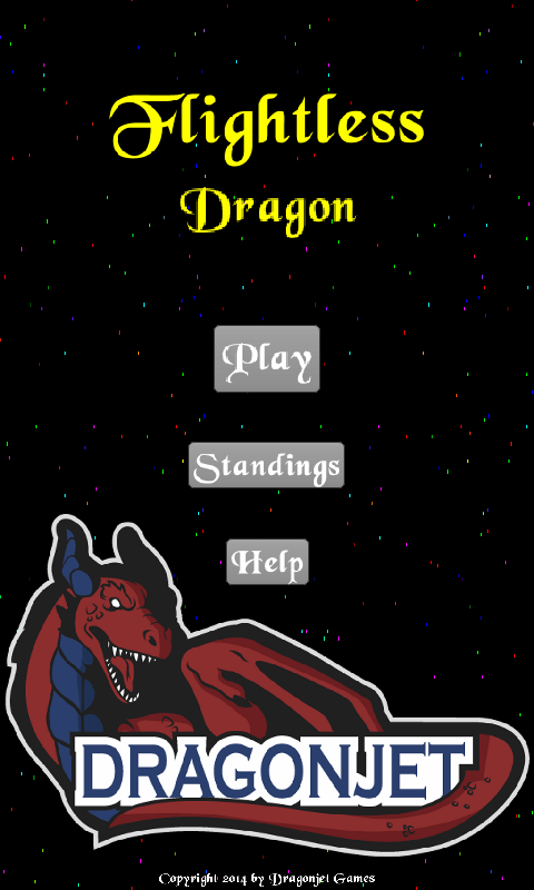 Flightless Dragon- screenshot
