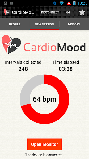 Heart Rate Stress