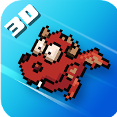 Flapping Dragon 3D Story