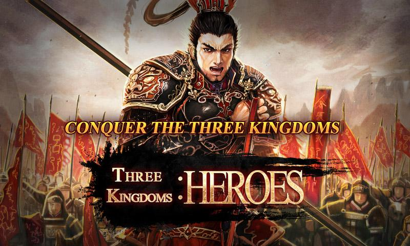 Three Kingdoms: Heroes - screenshot