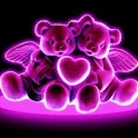 Teddy Bear With Angel Wings logo