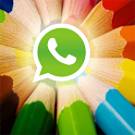 WhatsApp Wallpapers icon