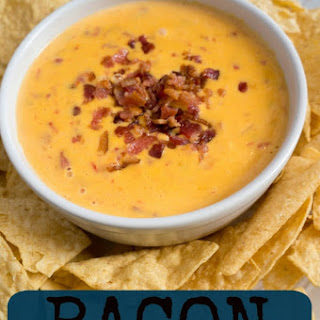 Bacon Queso Dip Recipe #QuesoForAll