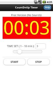 Countdown Countup Timer Free screenshot 3