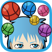 Kuroko of action puzzle. Chain in the basketball club shoot!