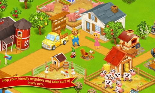 Farm Town™: Happy Day- screenshot thumbnail