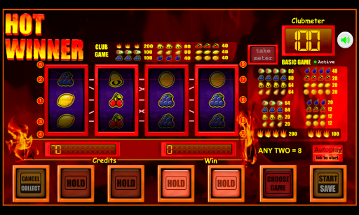 slot machine hotwinner 1.0.5 screenshots 1