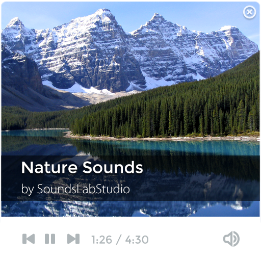 Nature Sounds -Tension Relieve