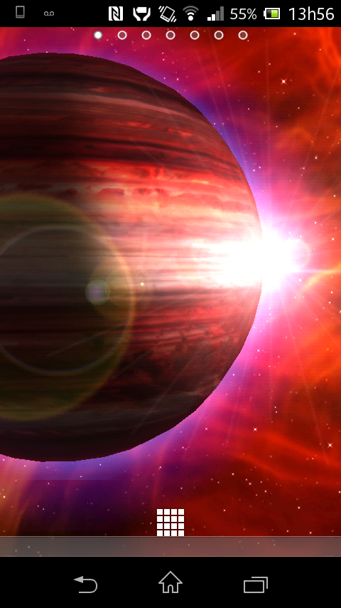 sun and planets 3d - photo #44
