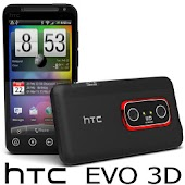 HTC EVO3D Stock Wallpapers