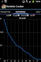 Screenshot of Roulette Cracker Free