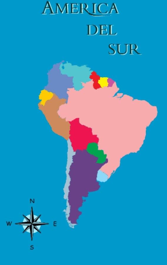 MAPA DE PAISES DE AMERICA  Android Apps on Google Play