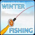 Winter Fishing 3D icon