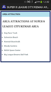 SUPER 8 LEAGUE CITY/KEMAH AREA screenshot 5