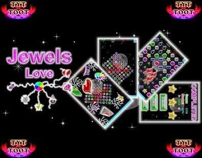 jewels love - náhled