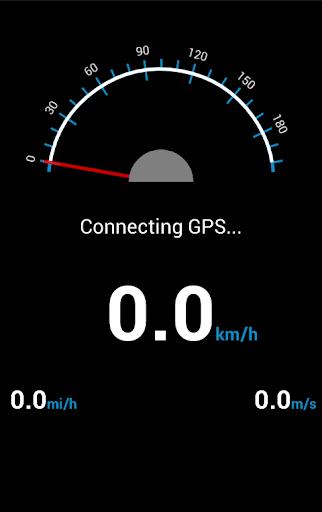 GPS Speedometer -Speed Tracker 1.3 screenshots 4