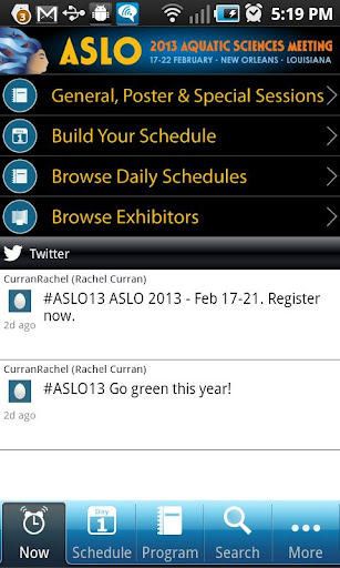 ASLO 2013 Meeting New Orleans