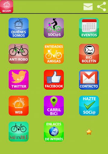 Guardabarros. Bici Salamanca.