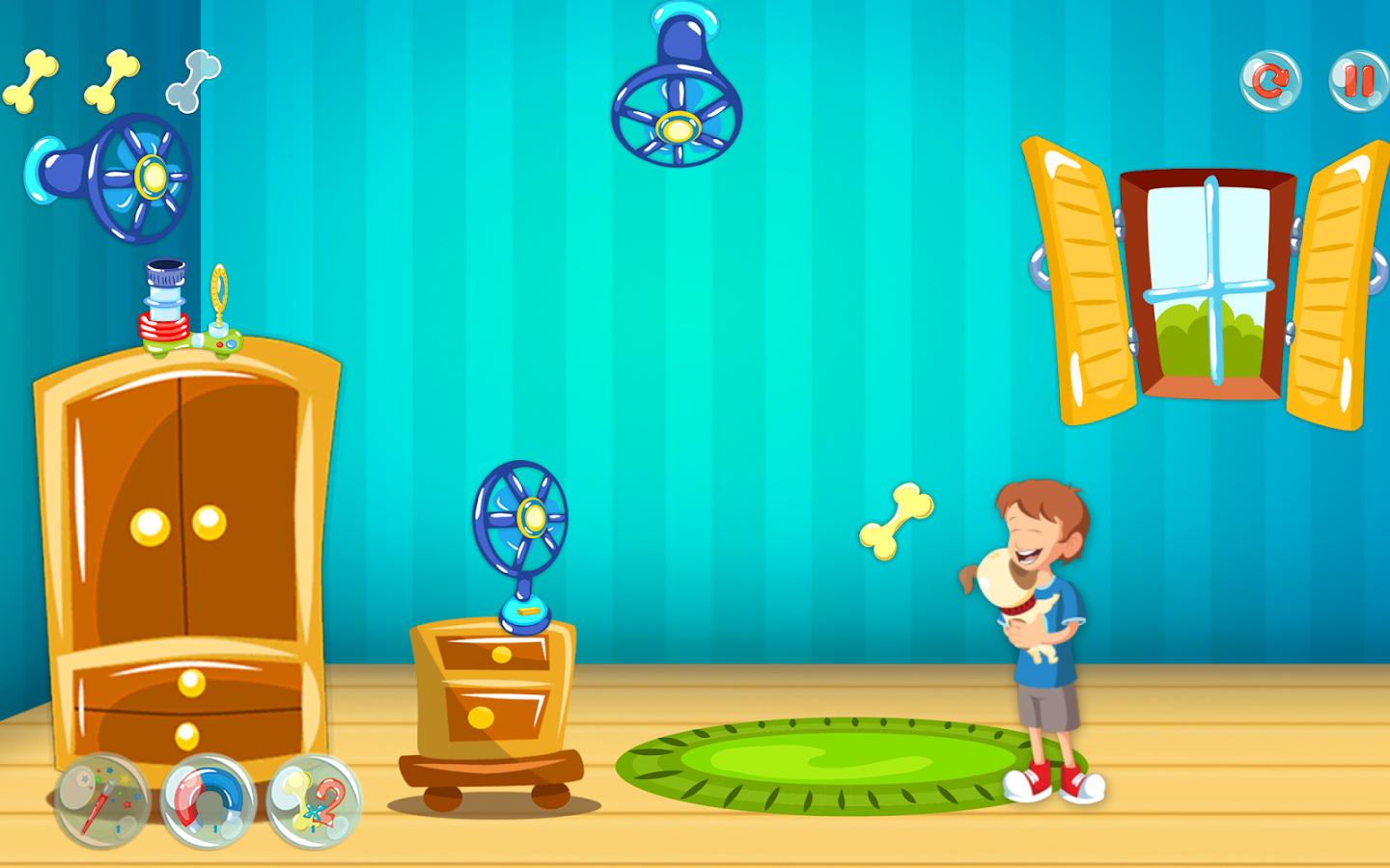 puppy in bubble lite u2013 android apps on google play