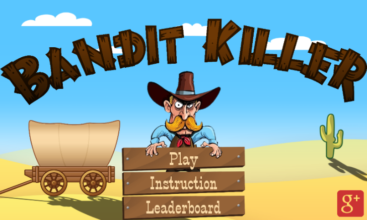 Bandit Killer- screenshot