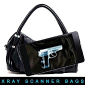X ray Scanner Bags (Prank)