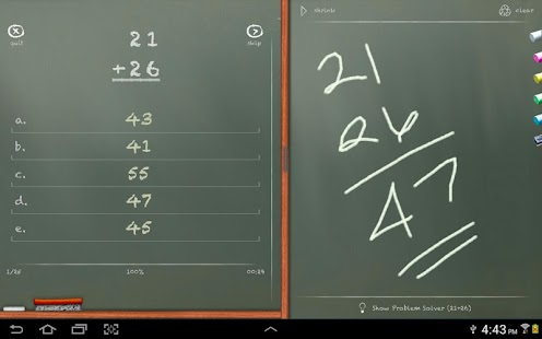 MathBoard - screenshot thumbnail