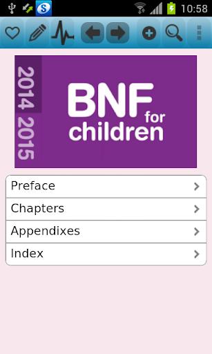 BNF for Children 2014-2015