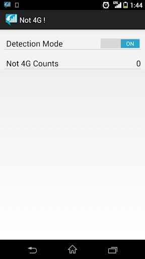 Not 4G