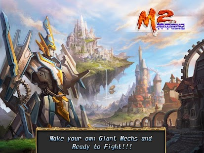 M2: War of Myth Mech - screenshot thumbnail