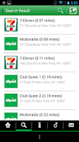 Screenshot of Allpoint® - Surcharge-Free ATM