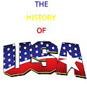 History of USA icon