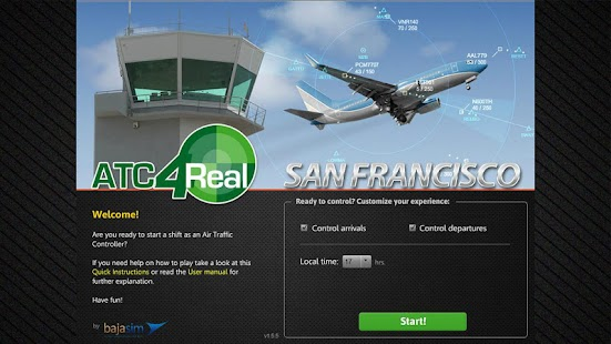 ATC4Real San Francisco HD - screenshot thumbnail