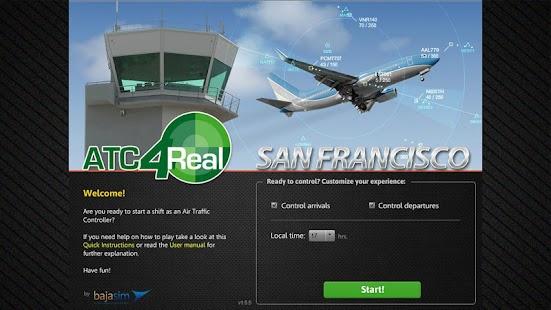 ATC4Real San Francisco HD- screenshot thumbnail