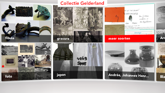 Collectie Gelderland- screenshot thumbnail
