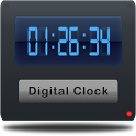 Digital World Clock Widget icon