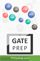 Screenshot of TCY GATE Prep