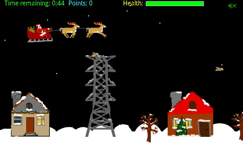 Santa Delivery- screenshot