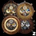 Steampunk Watch Wallpaper 2 icon