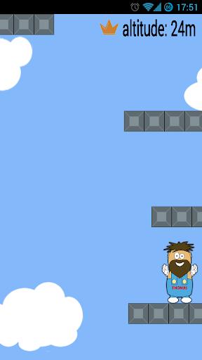 Jumping Thomas