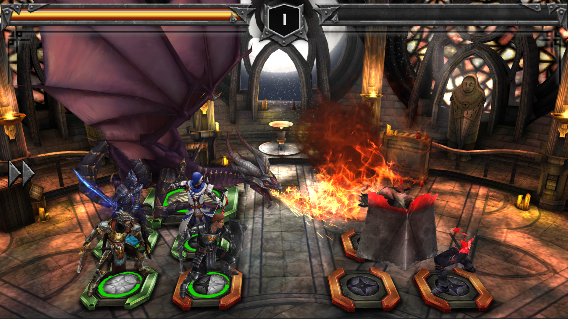 Heroes of Dragon Age screenshot #7