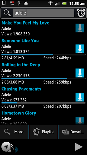 iMusik Mp3 Downloader iMusic