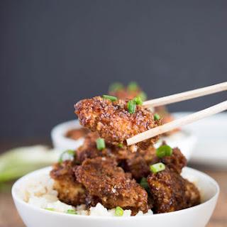 Crispy Asian Chicken Bites