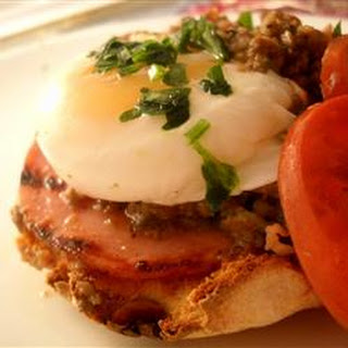 New Orleans Brunch Eggs