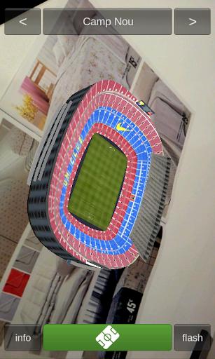 AR Catalonia Stadiums 1.2 screenshots 1